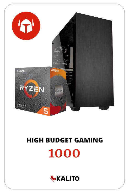 High Budget Gaming 1