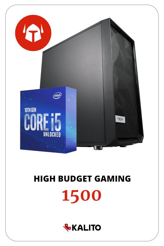 High Budget Gaming 5