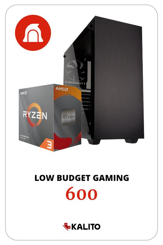 Low Budget Gaming PC 2