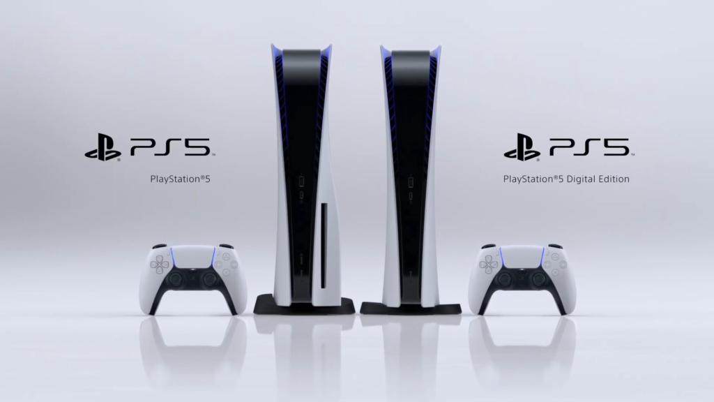PS5 Digi/Physi